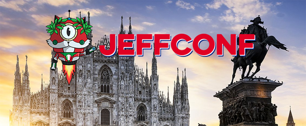 JeffConf Milano